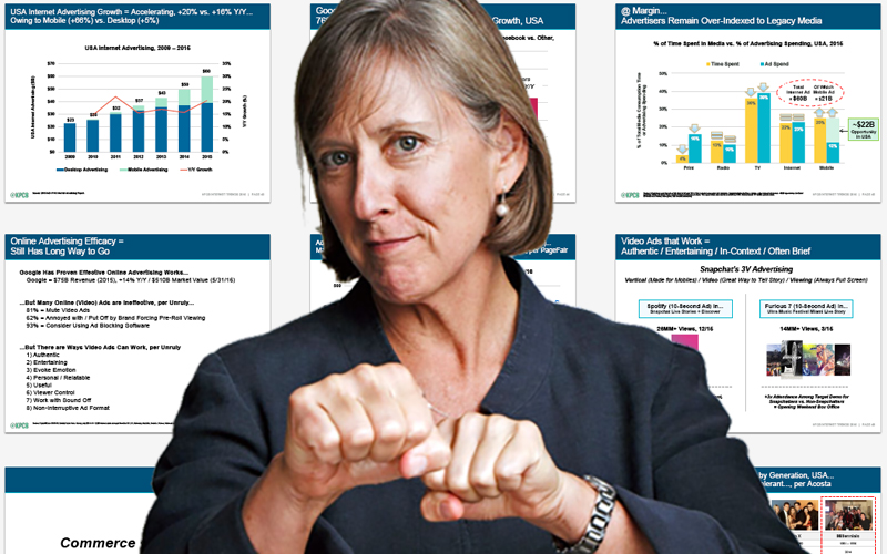 KPCB's Mary Meeker 2016 Internet Trends Report - Supply Chain 24/7
