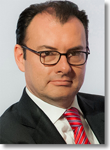 Mexico Foreign Relations Minister, Luis Videgaray