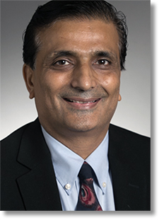 Nick Vyas, executive director of the Center for Global Supply Chain Management at the Marshall School of Business at the University of Southern California