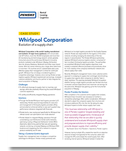 whirlpool corporation global procurement And the whirlpool corporation, a multinational manufacturer of home appliances, selected ariba ® collaborative supply chain ™, an innovative and intelligent collaboration platform that enables companies to connect with partners and manage all of their direct materials procurement activities in one place.