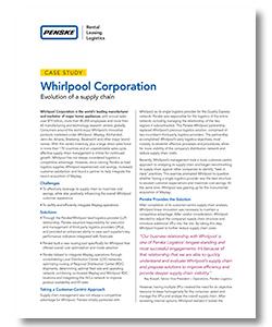whirlpool companie essay