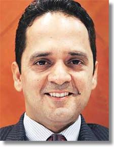 Sandeep Dadlani, president and head of Americas, Infosys