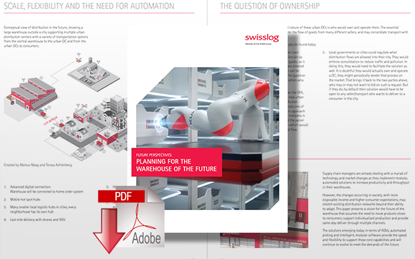 Download Planning for the Warehouse of the Future