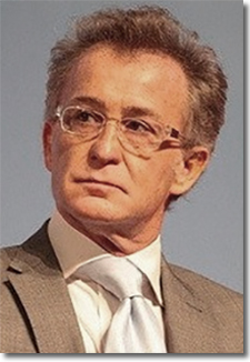 Vittorio Boero, chief information officer, Ferrari