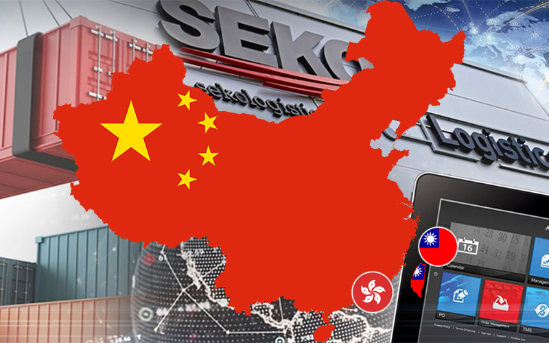 Alibaba Group Partners With Seko Logistics In Hong Kong