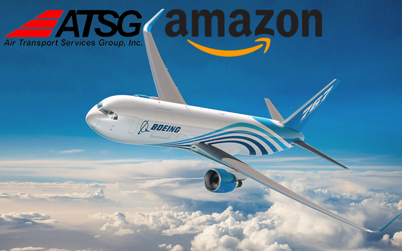 Amazon and ATSG Ink Air Transport Network Deal - Supply Chain 24/7