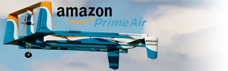 Amazon Reveals Impressive Prime Air Drone Supply Chain 24 7
