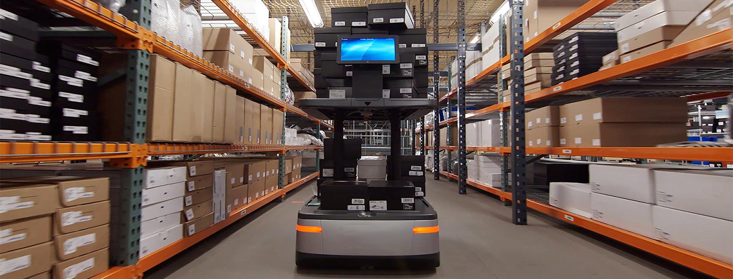 Are Robots Going To Replace People In The Warehouse