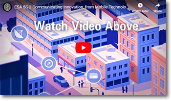 Watch the Video: Communicating Innovation, from Mobile Technology to Satellite Data