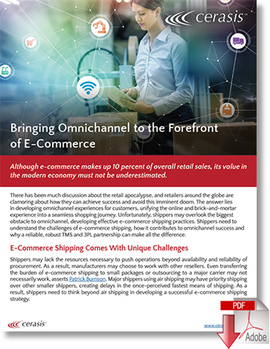 Bringing Omnichannel to the Forefront of Ecommerce