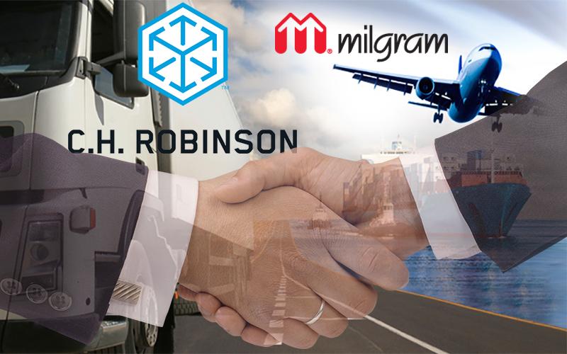 C.H. Robinson Acquires Milgram & Company Ltd., Expands Global ...