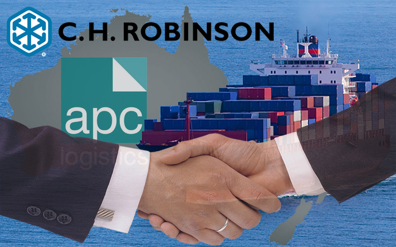 C.H. Robinson Acquires APC Logistics for $225 Million to Expand in ...