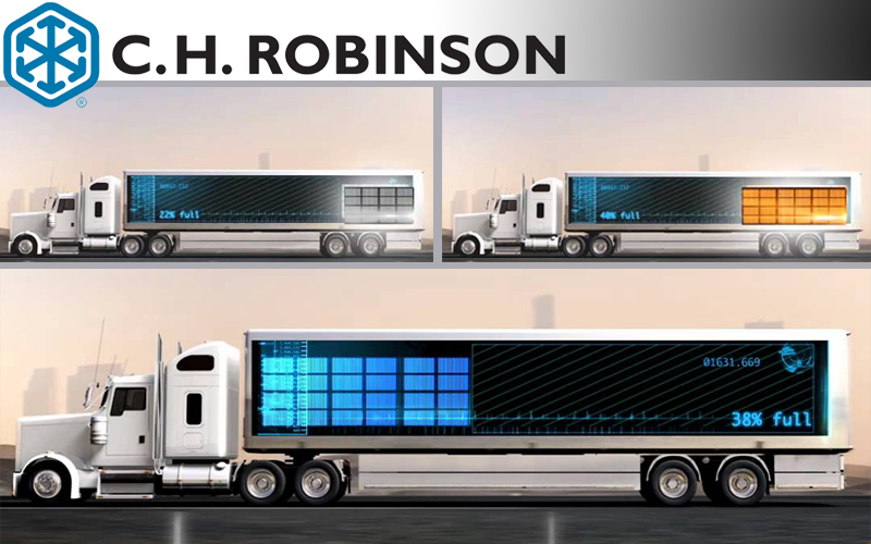 C H Robinson On The Truckload Brokerage Market Supply