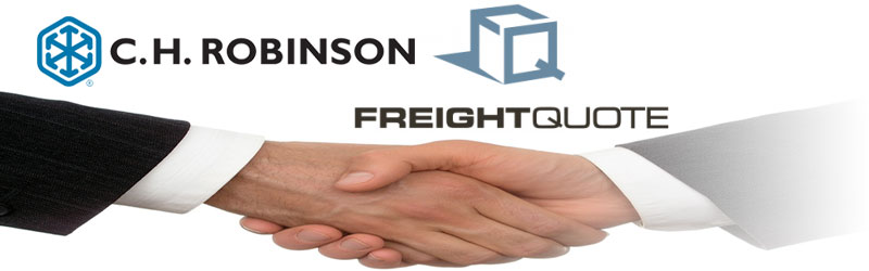CH Robinson To Acquire Freightquote Supply Chain 6060 Amazing Freight Quote