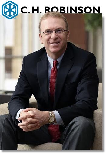 John Wiehoff, CEO of C.H. Robinson