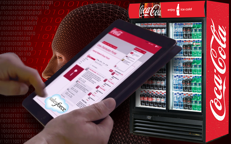 Coca Cola Leverages Ai For Inventory Management Supply