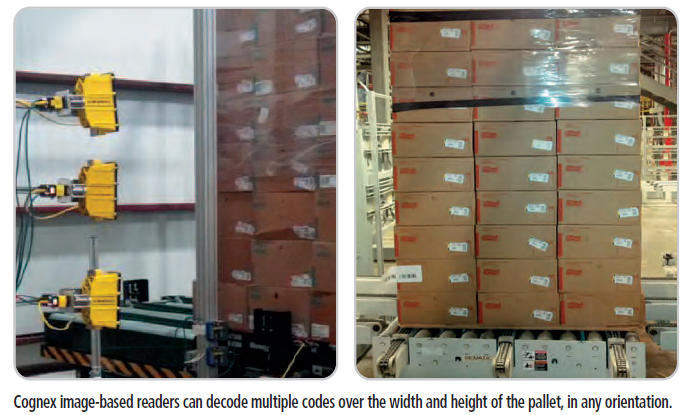 Automatic Identification of Pallets - Supply Chain 24/7