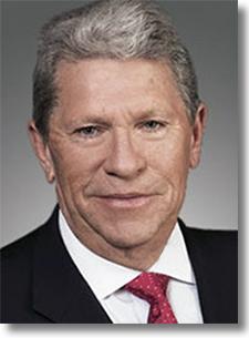 E. Hunter Harrison, CEO CSX