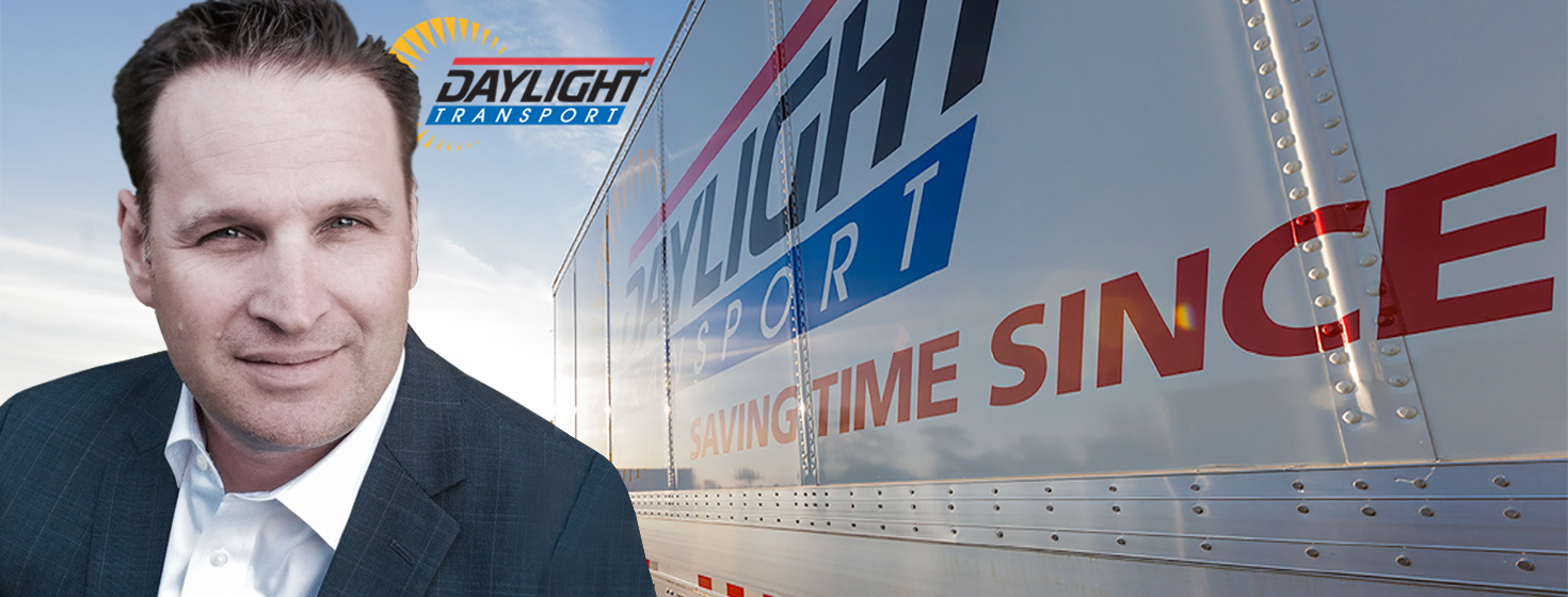 Daylight Transport Sees Network Investment and Less-Than-Truckload Technologies as Keys to Success