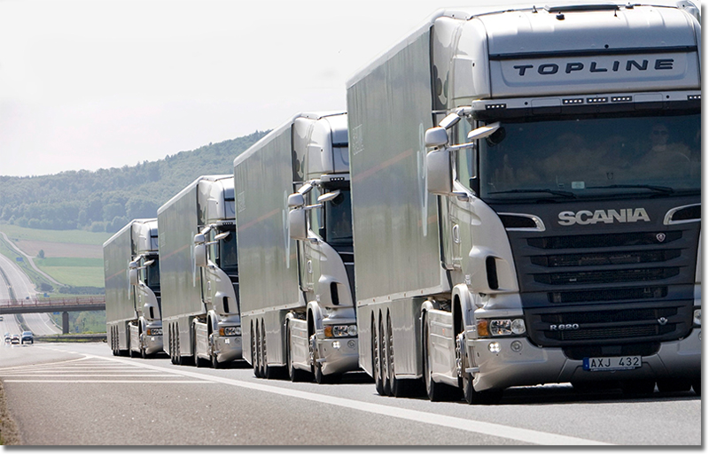 Long Haul Trucking >> Why Trucks Will Drive Themselves Before Cars Do - Supply Chain 24/7
