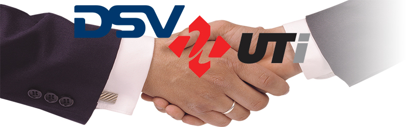 dsv acquires uti worldwide in  1 35 billion deal