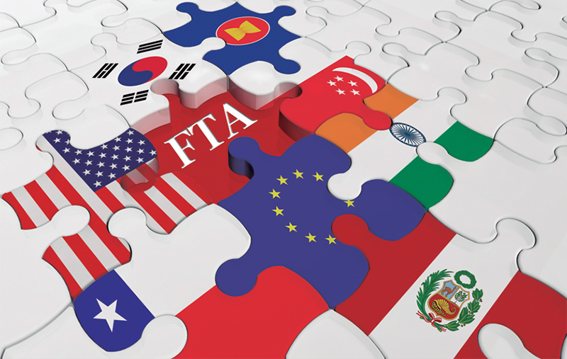 Expanding Your Free Trade Agreement Solutions