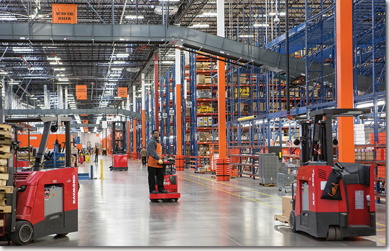 Home Depot Builds An Omni Channel Supply Chain Supply