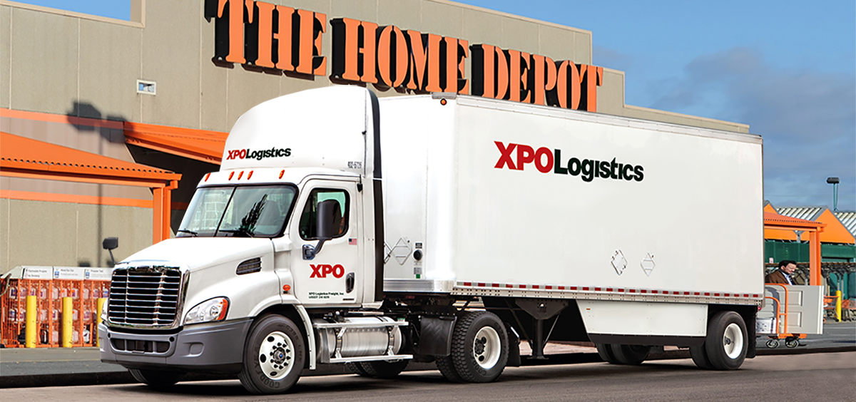 Home Depot Considers Ing 9 Billion Xpo Logistics So Doesn T Supply Chain 24 7