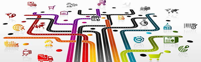 5 modes of transportation in logistics