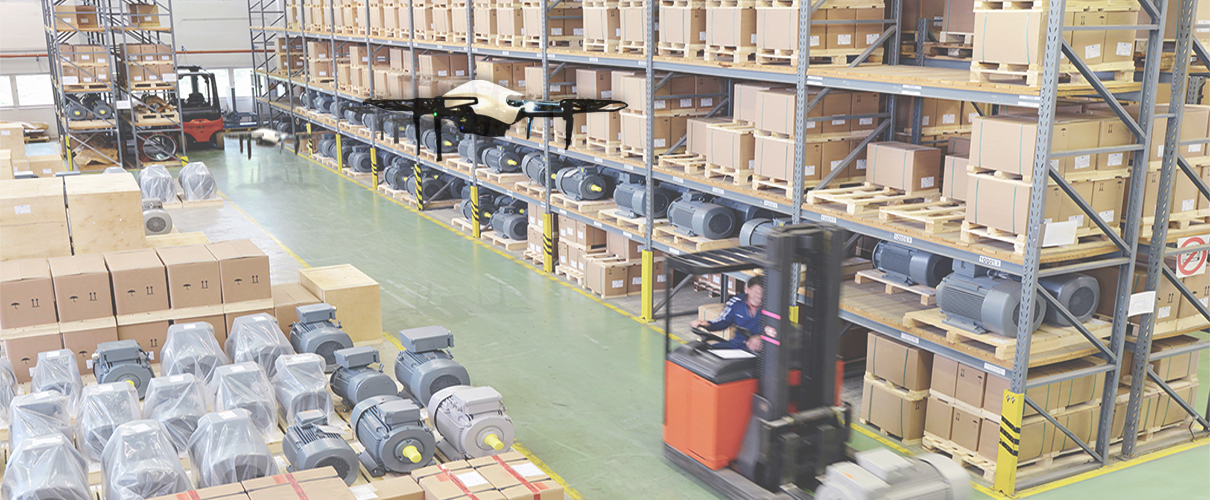 How Humans and Robots Will Work Side-by-Side in the Supply Chain