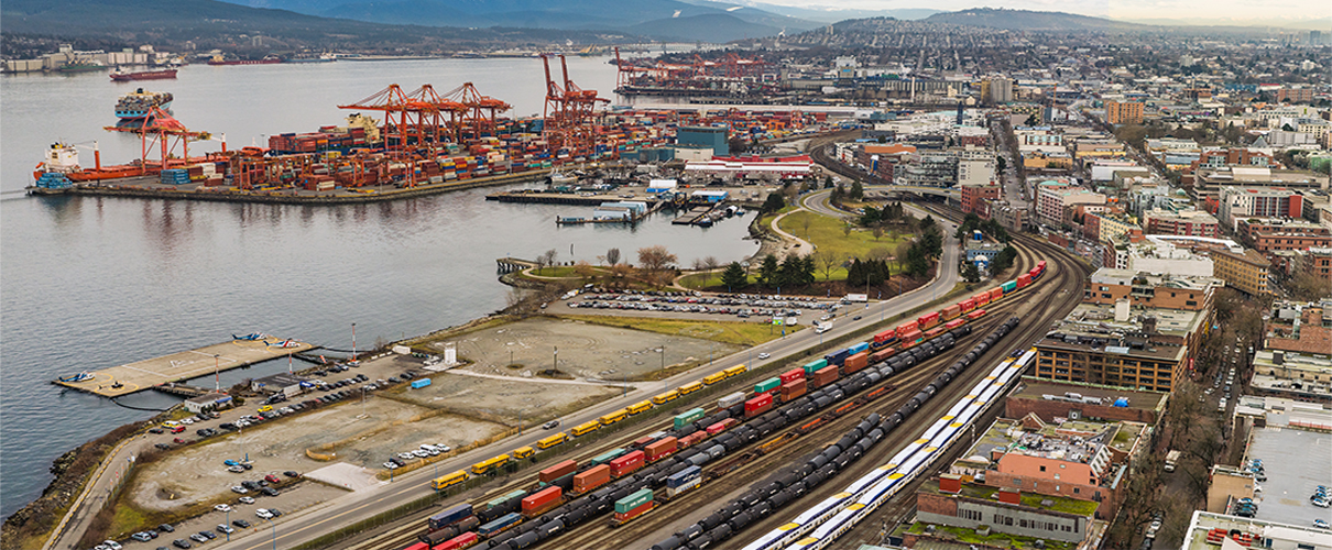 Intermodal Growth Starting to Pay Off with Inland Ports' Development