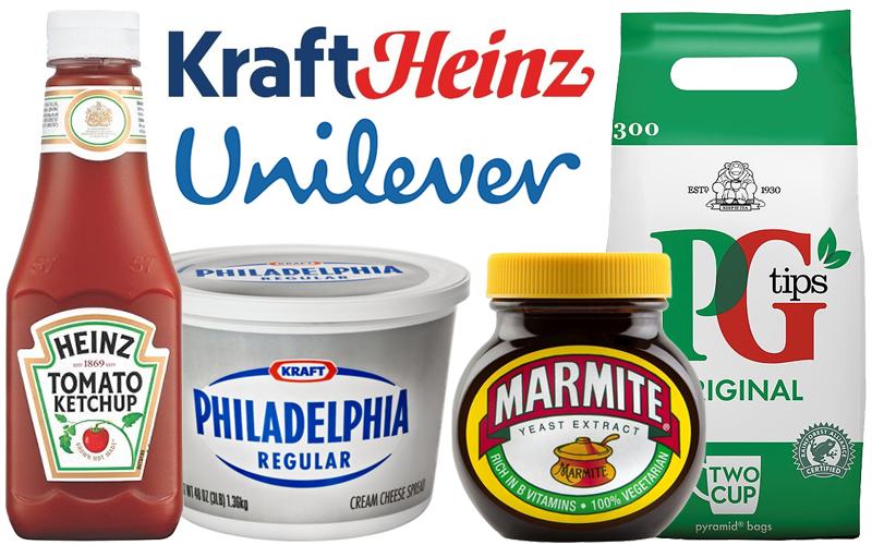 Kraft Heinz Withdraws 143bn Unilever Merger Bid Supply
