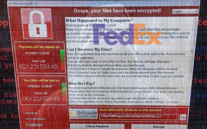 Massive Cyber Attack Hits Businesses Worldwide - Supply