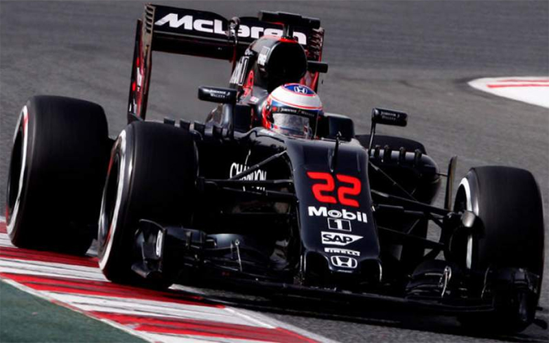 McLaren Plans to 3D Print Racing Car Parts - Supply Chain 24/7