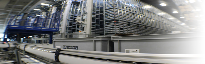 As Rs The Backbone Of An Automated Material Handling
