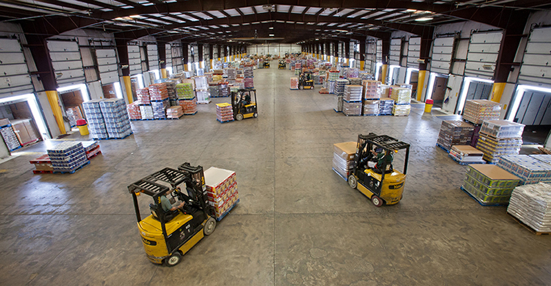 Capitalizing On Cross Docking Supply Chain 24 7