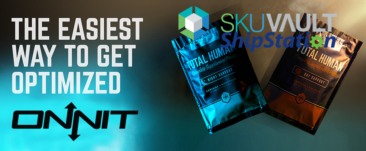 Onnit Customer Success Story with SkuVault Warehouse Management System