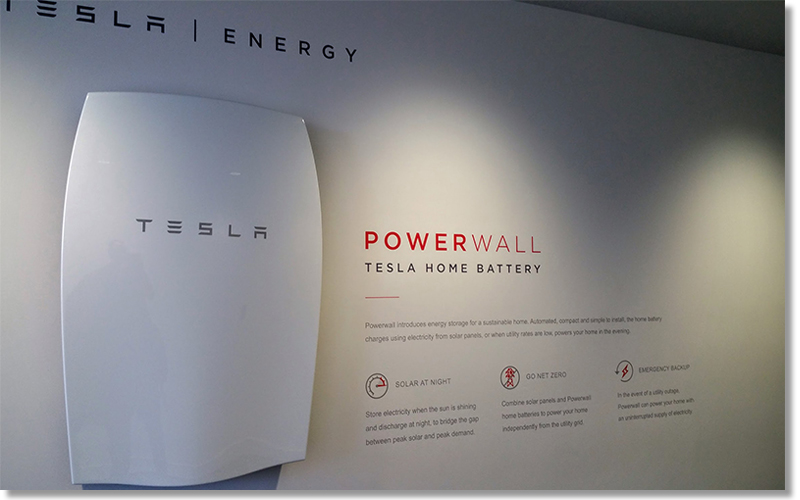 Tesla Gigafactory Begins Battery Production Supply Chain