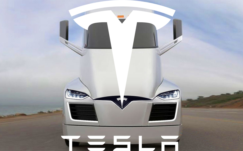 Enterprise Moving Trucks >> Tesla Semi All-Electric Truck Arriving in September - Supply Chain 24/7