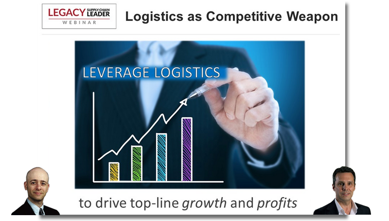 Are You a Supply Chain LEADER or LAGGARD? Register Now!
