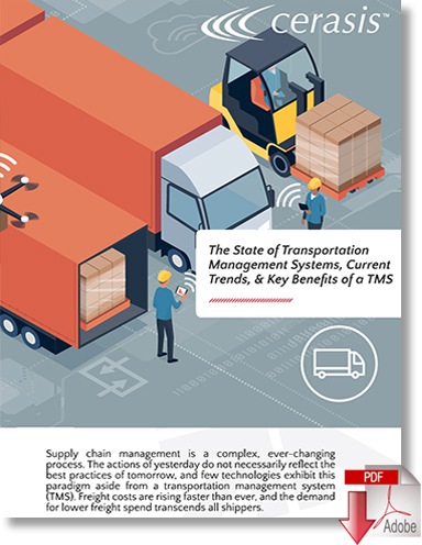 Current State of Transportation Management Systems - Supply
