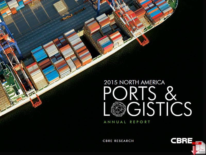 Download 2015 North America Ports & Logistics Annual Report