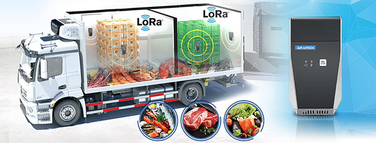 Uninterrupted Real-Time Cold Chain Logistics Management