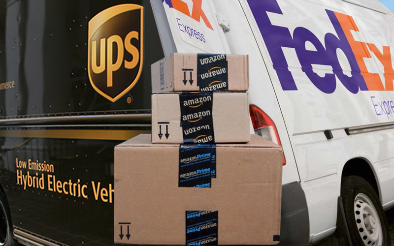 Ups Amp Fedex Could Be Big Winners From Amazon S Prime Day