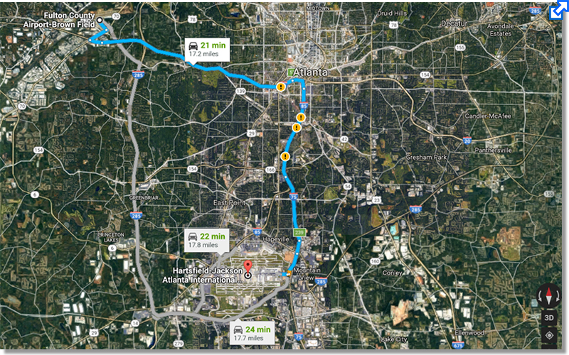 UPS Planning a Massive Logistics Hub in Atlanta - Supply