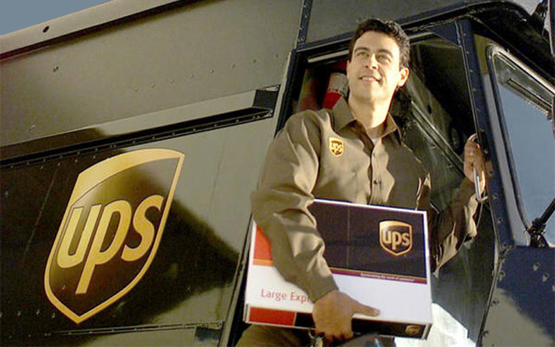 United Parcel Service Tests Saturday Delivery as Online ...
