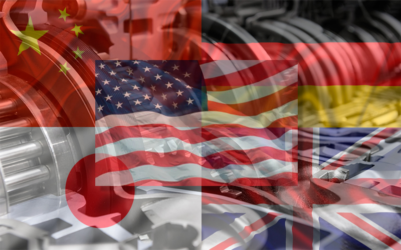 U.S. Manufacturing Competitiveness Rising