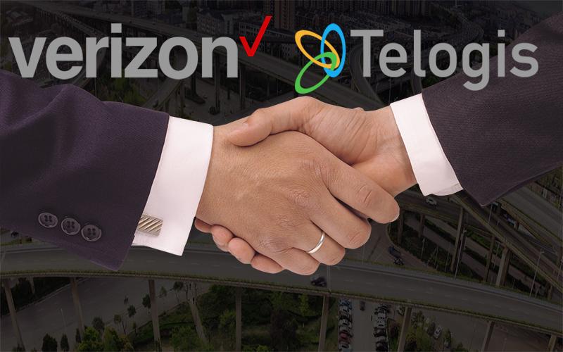 Verizon Acquires Telematics Startup Telogis