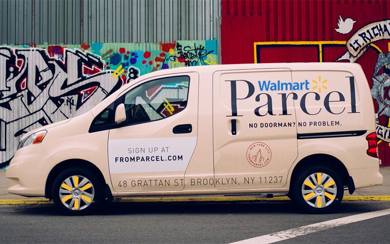 Walmart Acquires Last-Mile Delivery Company Parcel