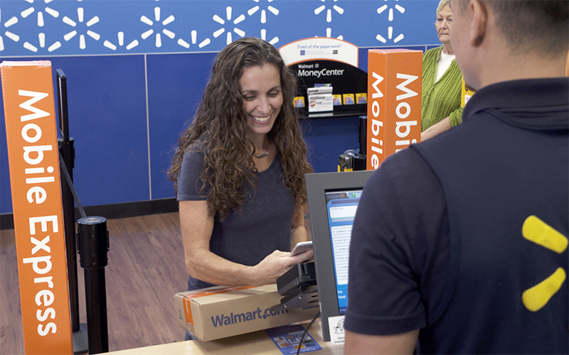 Walmart Reinvents the Returns Process as Amazon Tries to Play Catch